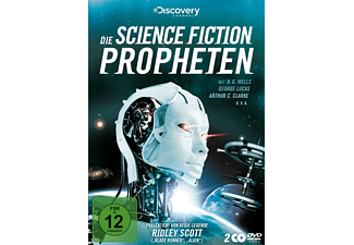 Die Science Fiction Propheten [DVD]