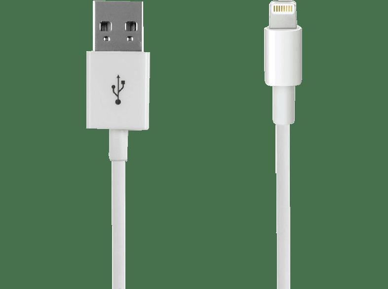 CELLULAR LINE Lighting Data Cable White smartphones   smartliving iphone φορτιστές iphone smartphones   smartliving ipho