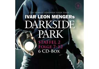 Darkside Park - Darkside Park Staffel 2 - (CD)