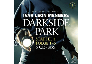 Darkside Park - Darkside Park Staffel 1 - (CD)