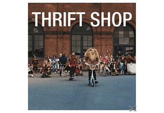Macklemore;Ryan Lewis - Thrift Shop [5 Zoll Single CD (2-Track)]