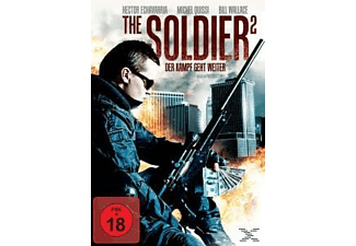 The Soldier 2 (Los Bravos) - (DVD)