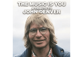 Various/The Music Is You - A Tribute To John Denver - (Vinyl)