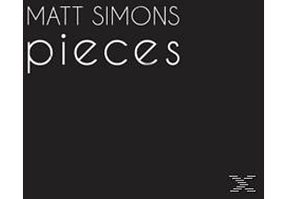 Matt Simons - Pieces - (Vinyl)