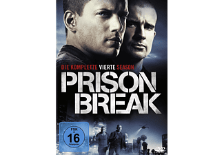 Prison Break - Staffel 4 [DVD]