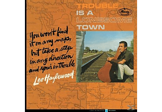 Lee Hazlewood - Trouble In A Lonesome Town - (CD)