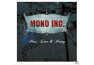 Mono Inc. - Pain, Love & Poetry (Re-Release) [CD]
