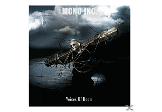 Mono Inc. - Voices Of Doom (Re-Release) - (CD)