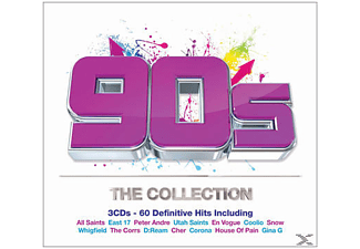 VARIOUS - 90 S - THE COLLECTION - (CD)
