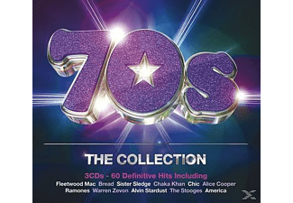 VARIOUS - 70 S - THE COLLECTION [CD]