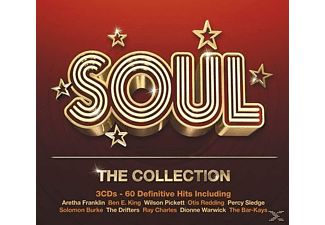 VARIOUS - SOUL - THE COLLECTION - (CD)