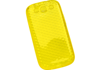 EMPORIA Back Case Honeycomb TPU yellow Galaxy S3