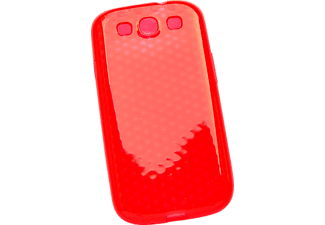 EMPORIA Back Case Honeycomb TPU red Galaxy S3