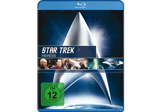 Star Trek 10 - Nemesis (Remastered) [Blu-ray]