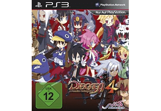 Disgaea 4 [PlayStation 3]
