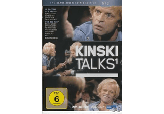 Kinski Talks 1 - (DVD)