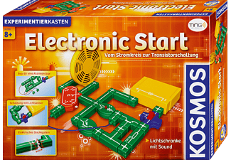 KOSMOS 613716 Electronic Start