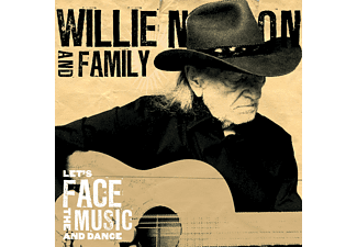 Willie & Family Nelson - Let's Face The Music And Dance [CD]