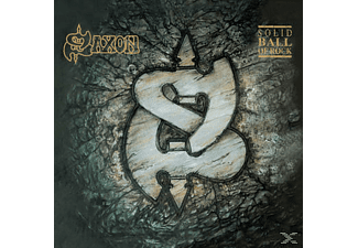 Saxon - Solid Ball Of Rock [CD]
