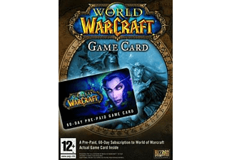 World of Warcraft: Game Time Card
