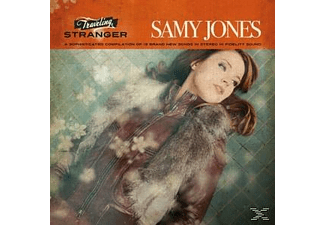 Samy Jones - Traveling Stranger - (CD)