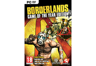 Borderlands Game Of The Year Edition | PC
