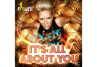 Fawni - It's All About You - (Maxi Single CD)