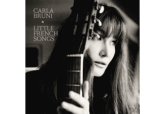 Carla Bruni LITTLE FRENCH SONG Français CD
