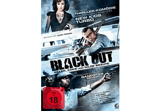 Black Out - Killer, Koks und wilde Bräute - (Blu-ray)