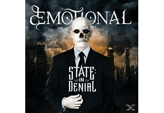 Demotional - State: In Denial - (CD)