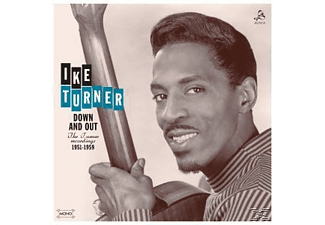 Ike Turner - Down & Out-Ike Turner Recordings - (Vinyl)