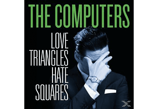 Computers - Love Triangles Hate Squares - (Vinyl)