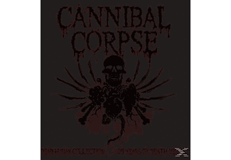 Cannibal Corpse - Dead Human Collection-25 Years Of Death Metal [CD]