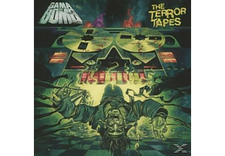 Gama Bomb - The Terror Tapes [CD]