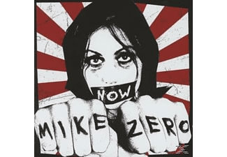 Mike Zero - Now - (CD)