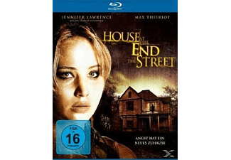 House at the End of the Street Horror Blu-ray
