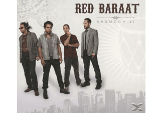 Red Baraat - Shruggy Ji [CD]