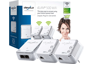 DEVOLO 9096 dLAN® 500 WiFi Network Kit