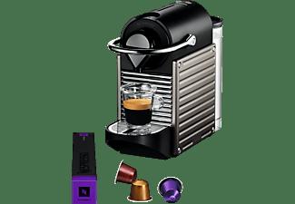 Krups Pixie Electric Titanium Nespresso Xn3005