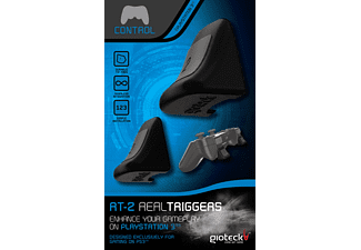 GIOTECK RT-2 Real Triggers, Design, Schwarz