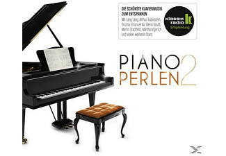 VARIOUS - Piano Perlen Vol.2 - (CD)