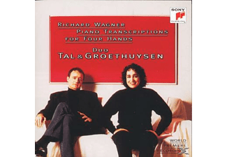 Tal & Groethuysen - Piano Transcriptions For Four Hands [CD]