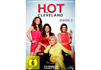 HOT IN CLEVELAND - STAFFEL 2 [DVD]