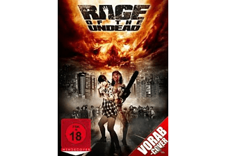 Rage of the Undead - (DVD)