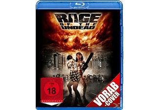 Rage of the Undead [Blu-ray]