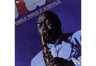 an analysis of charlie parker at storyville The troubled life and career of the jazz musician, charlie bird parker.