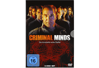 Criminal Minds - Staffel 1 Krimi DVD
