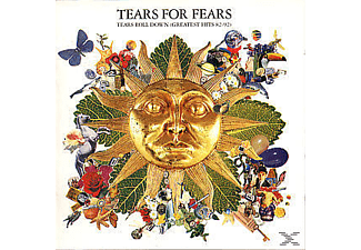 Tears For Fears - Tears Roll Down - (CD)