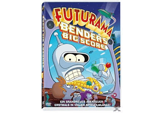 Futurama - Bender's Big Score [DVD]