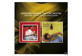 Thp Orchestra - Disco Recharge: Thp Orchestra - Early Riser / Two Hot For Love Special Edition [CD]